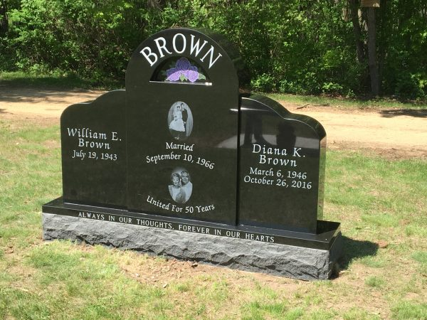 custom monuments Maryville, TN