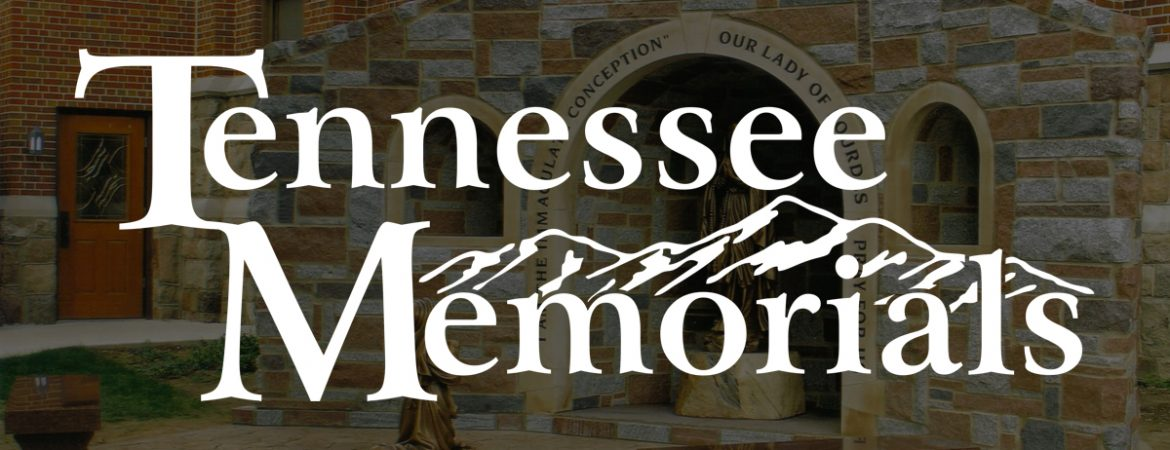 Options for Custom Memorials Knoxville, TN