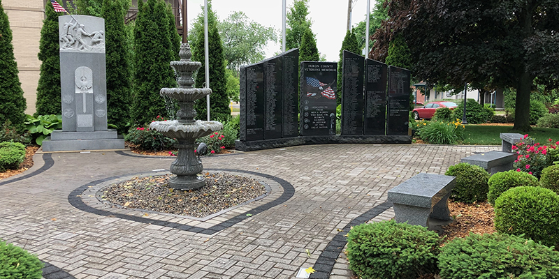 Maryville Monuments and Memorials